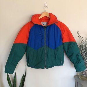 Vintage 70s puffer jacket